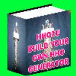 HHO2u Build Your Own Hydrogen Generator