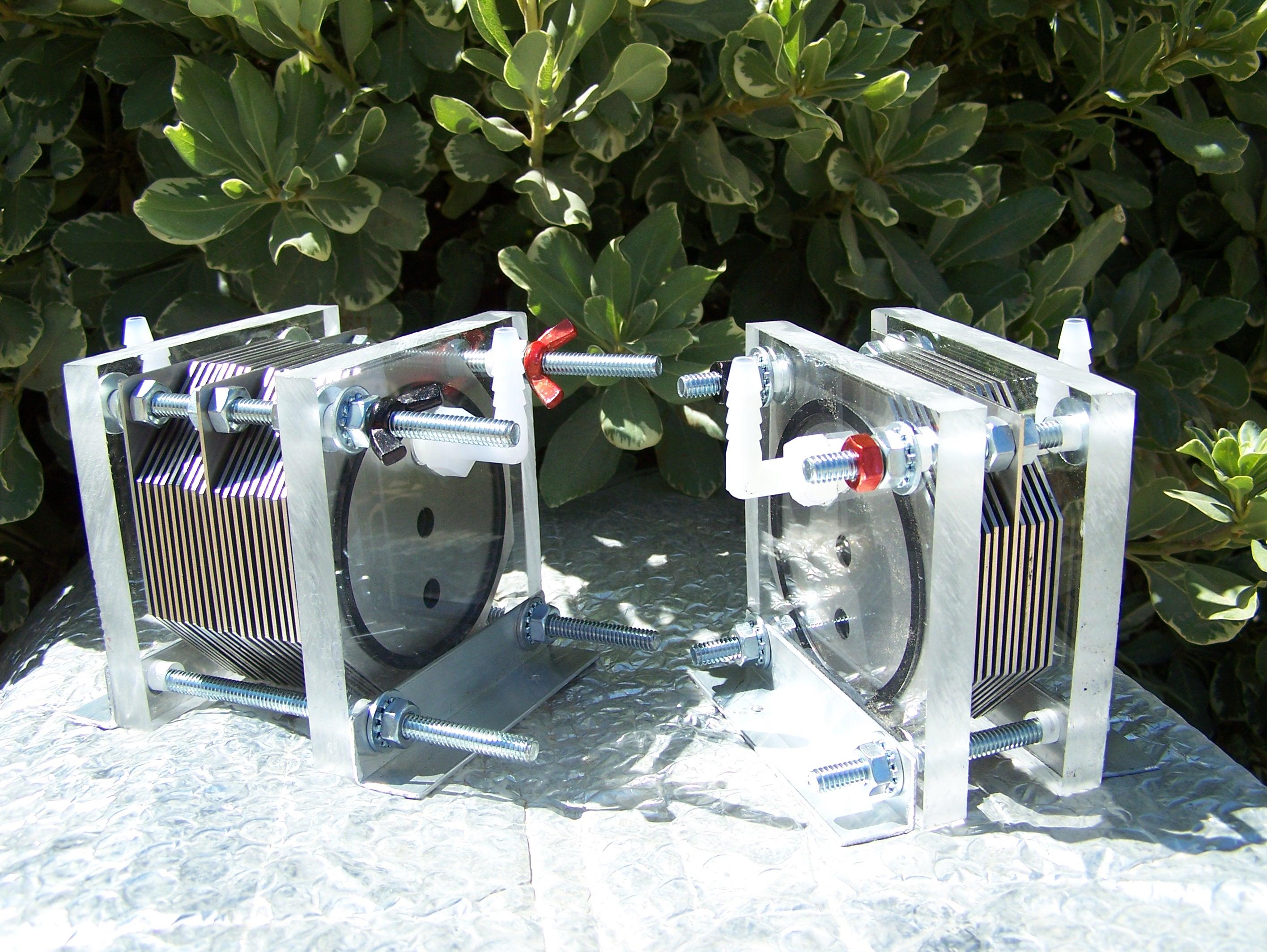 Dry Cell HHO Generator Plans