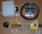 Complete HHO Dry Cell Kit hho generator and install hho parts