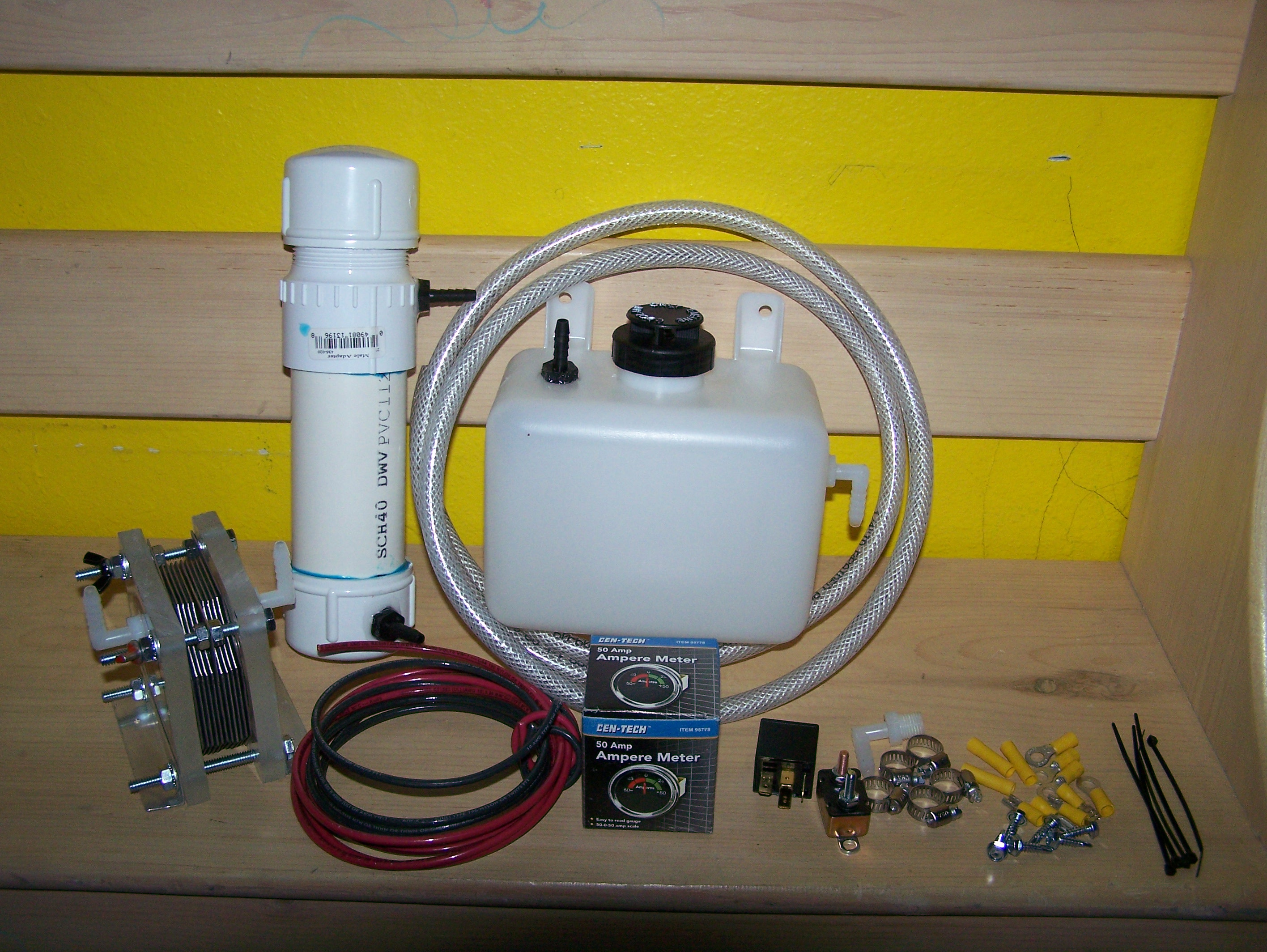 ... USA hho dry cell kits. HHO World wide wholesale dry cell generators